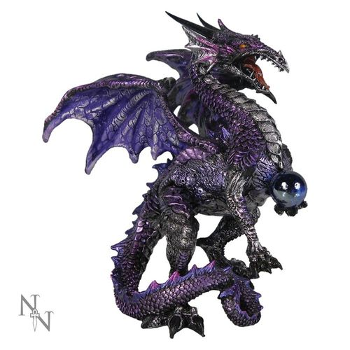 Dragon, Purple