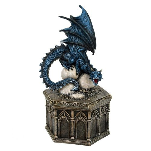 Dragon, boxe roost