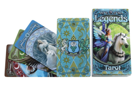 Tarot Légendes - Anne Stokes