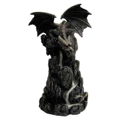 Porte-encens, dragon 05