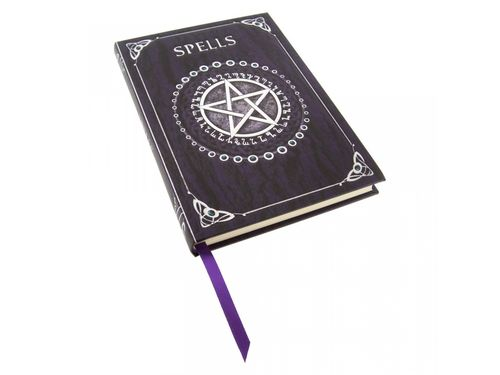 Journal, Spell Book purple