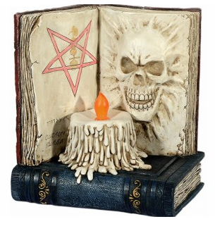 Totenkopf, Magic book