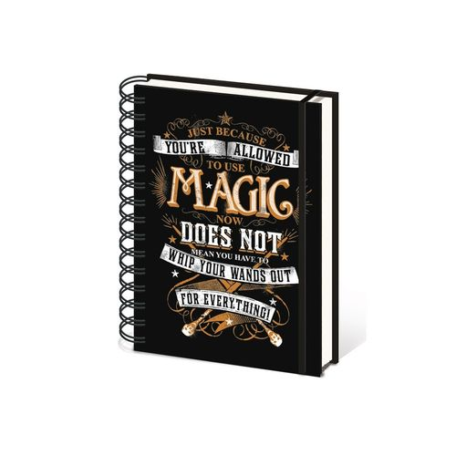 Journal, Harry Potter - Magic