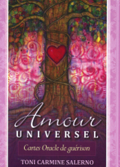 Amour universel - Cartes Oracle de guérison