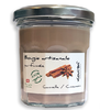 Bocal bougie, cannelle