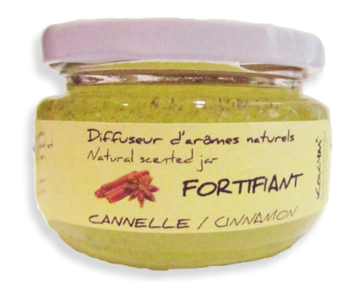 Bocal aromatique, Fortifiant - Cannelle