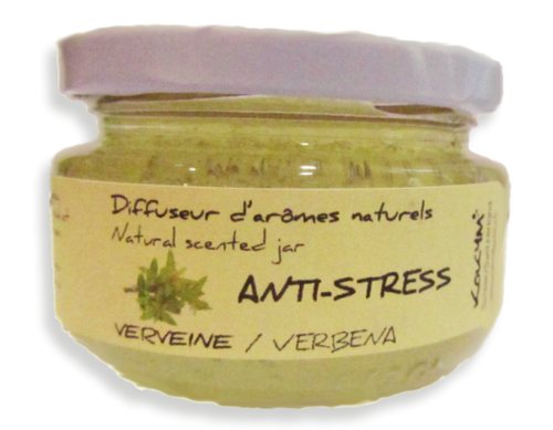 Bocal aromatique, Anti-stress, verveine